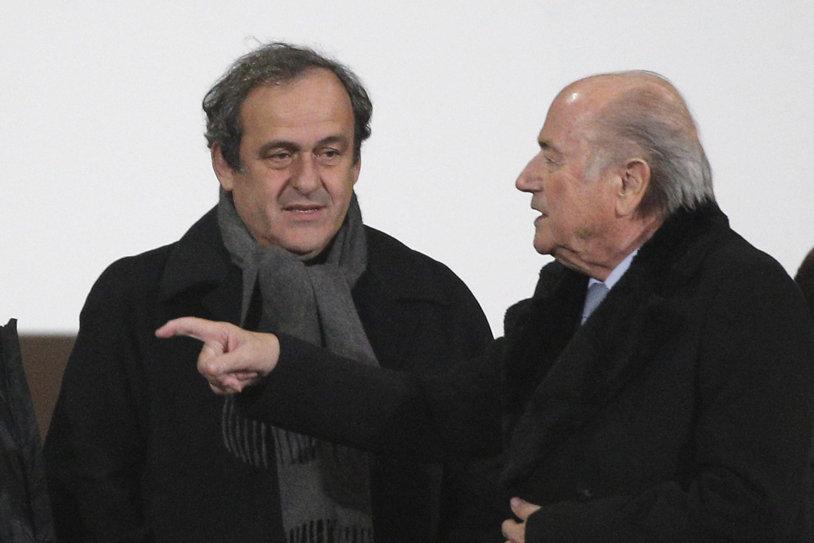 Comisia de Apel le-a respins recursurile lui Blatter şi Platini, dar le-a redus pedepsele