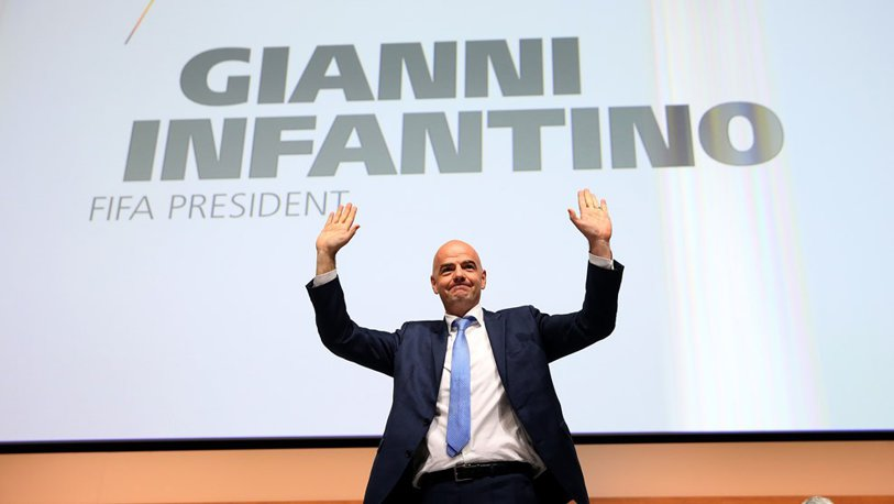 Restart pentru FIFA! Gianni Infantino e noul preşedinte! Omul susţinut de FRF a câştigat alegerile cu 115 voturi din 207. Înlocuitorul lui Blatter vrea 40 de echipe la CM. Primele promisiuni