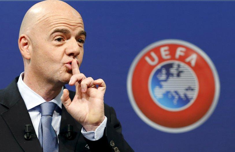 """Primul anunţ important după numirea lui Infantino la şefia FIFA: """"Ne gândim să organizăm Cupa Mondială în 2030!"""""""