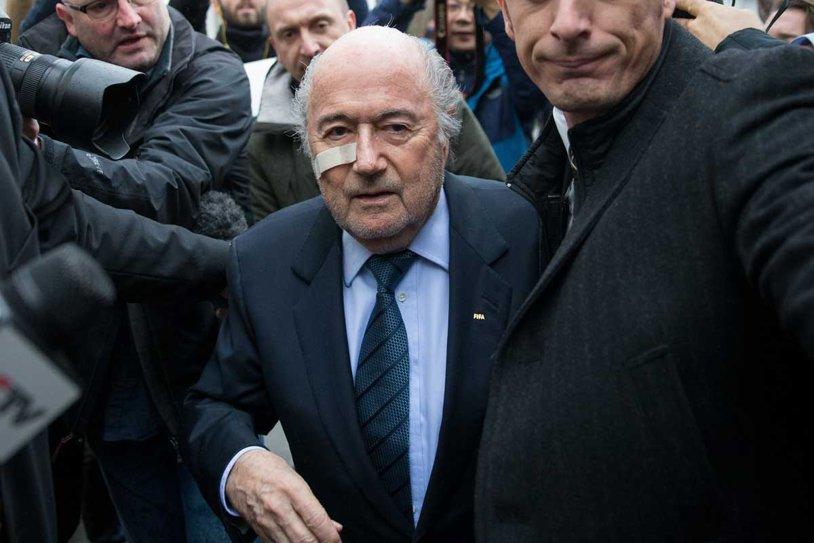 Pentru prima dată, a fost făcut public salariu pe care-l avea Sepp Blatter ca preşedinte FIFA. Cât a câştigat