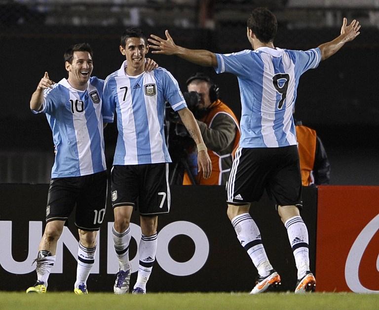 Argentina a învins Bolivia într-un meci contând pentru preliminariile CM 2018: Messi mai are nevoie de şase goluri pentru a egala recordul lui Batistuta