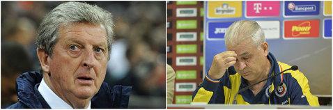 Cum gândesc selecţionerii înainte de EURO: Hodgson l-a luat pe puştiul Rashford să se antreneze cu lotul Angliei, Iordănescu l-a ignorat pe Tănase