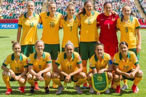 """UMILITOR! Naţionala feminină a Australiei a jucat un amical cu o echipă U15 de băieţi, înainte de JO 2016. """"Nu ne aşteptam la aşa ceva!"""" Cu ce scor s-a terminat meciul"""