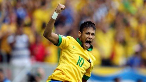Brazilia şi-a anunţat lotul cu care va participa la Jocurile Olimpice. Neymar, Douglas Costa şi Marquinos, vedetele echipei