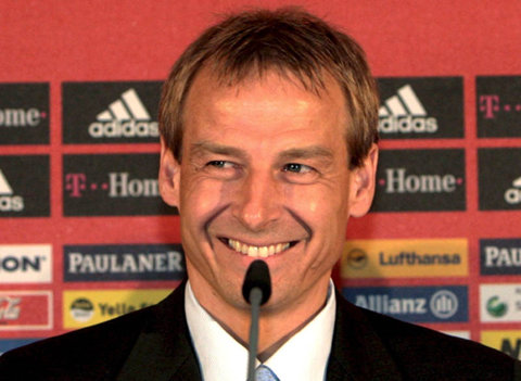 Oliver Bierhoff susţine că Jurgen Klinsmann negociază preluarea naţionalei Angliei