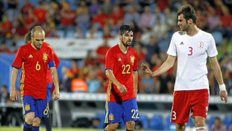 Spania are un nou selecţioner. Tehnicianul a fost deturnat în ultima clipă din drumul spre Anglia
