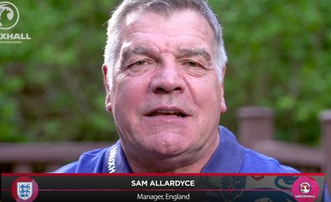 """Anglia are un nou selecţioner! Sam Allardyce: """"Îmi cer scuze, nu mă pot opri din zâmbit... Aştept acest post încă de la începutul carierei!""""   VIDEO"""