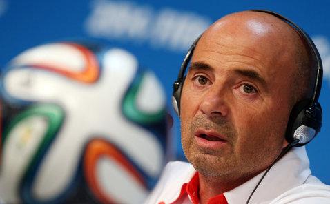 Jorge Sampaoli a fost ofertat să preia banca tehnică a naţionalei de fotbal a Argentinei
