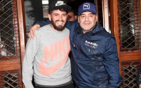 """Revedere emoţionantă! În sfârşit, Maradona şi-a recunoscut fiul nelegitim: """"Sunt fericit, seamănă cu mine"""""""