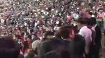 VIDEO | Scene surprinzătoare la un meci de fotbal. Două femei s-au luat la bătaie