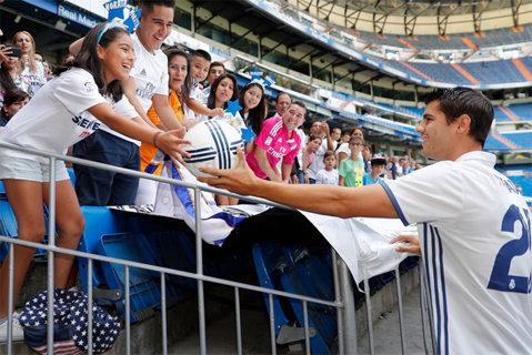 Alvaro Morata a intrat în istoria fotbalului! Este primul jucător la care se aplică regula celei de-a patra schimbări