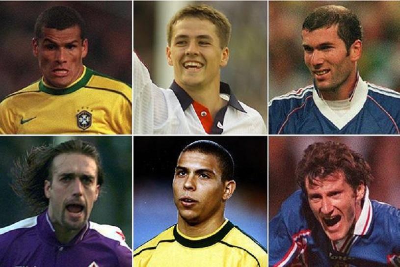 1998, un an excelent pentru fotbal! ABSOLUT FABULOS: Un TOP 10 irepetabil. Cum arăta lista cu cei mai buni 10 fotbalişti din lume în viziunea FIFA