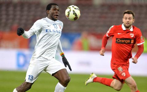 Un fost jucător din Liga 1 a fost inclus în echipa ideală a Cupei Africii pe Naţiuni