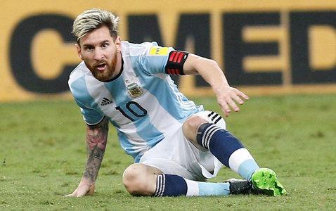 Decizie controversată luată de FIFA. Comisia e Apel i-a ridicat lui Messi suspendarea de patru etape