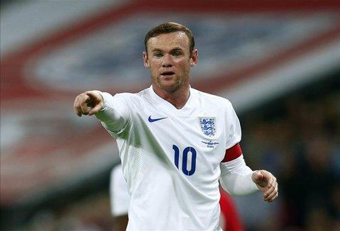 Anglia intră într-o nouă etapă! Rooney n-a prins lotul pentru meciurile cu Scoţia şi Franţa. Cei 25 de jucători convocaţi de Southgate