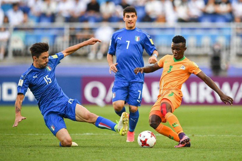 VIDEO | Arbitrajul video a produs un nou moment controversat! Totul s-a întâmplat la Campionatul Mondial U20. Italia a eliminat Zambia după un meci nebun