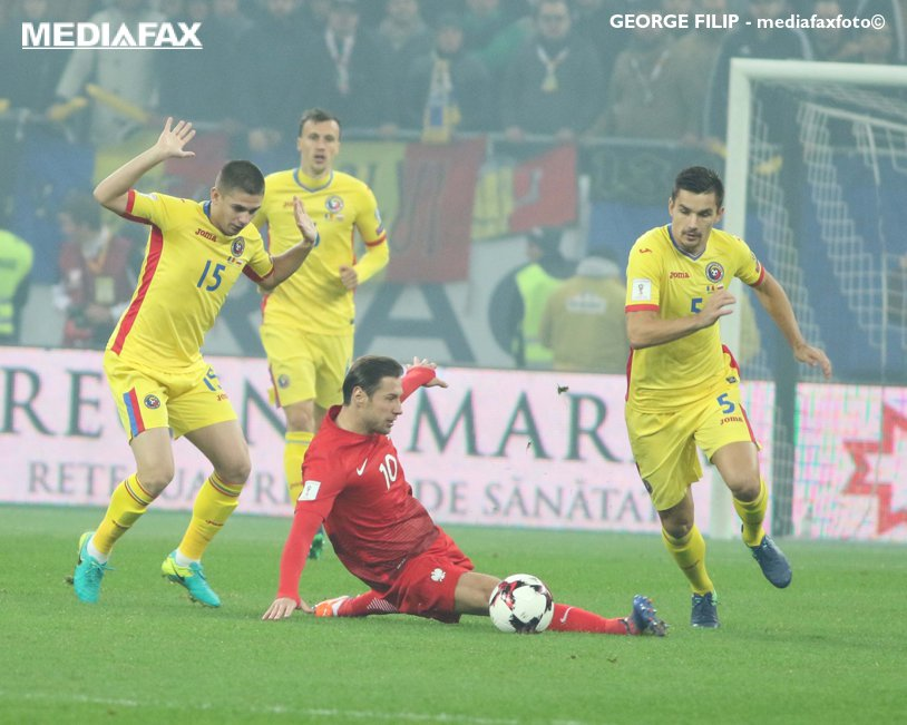 Francezul Ruddy Buquet va arbitra meciul Polonia - România