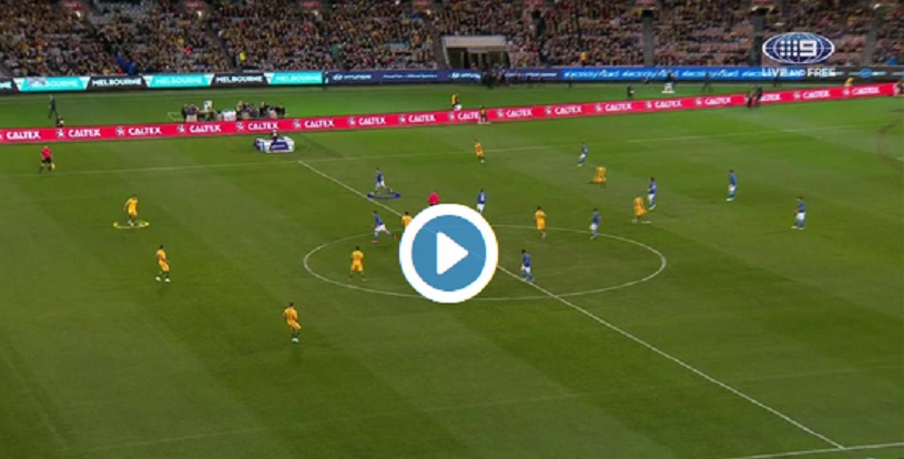 VIDEO Moment incredibil în Australia - Brazilia 0-4! Gazdele au avut lovitura de începere, dar 10 secunde mai târziu brazilienii sărbătoreau primul gol