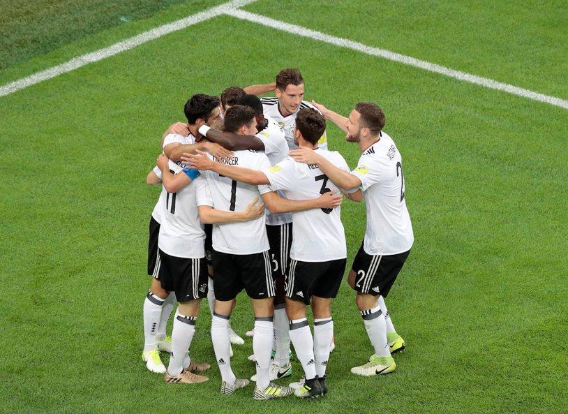 Germania a câştigat Cupa Confederaţiilor! Nemţii, campioni în premieră după 1-0 în finala dominată de Chile