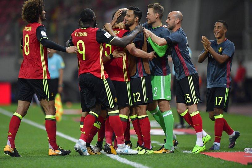 Belgia, prima naţională europeană calificată la Campionatul Mondial din Rusia! Meciul cu Grecia, decis în cinci minute
