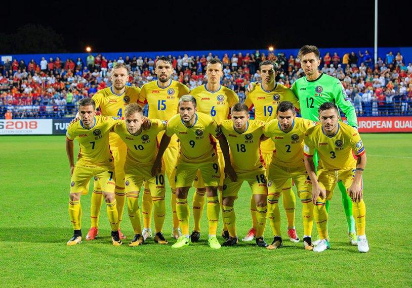 România a ajuns în Divizia C! UEFA a publicat componenţa provizorie a celor patru divizii din Liga Naţiunilor. Naţionala lui Daum, braţ la braţ cu Estonia, Azerbaidjan sau Bulgaria
