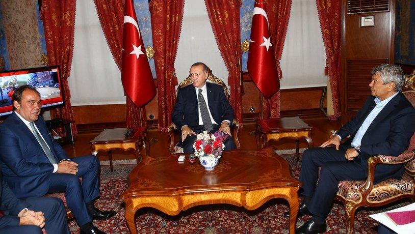 """Erdogan schimbă o lege a sportului pentru a-l ajuta pe Mircea Lucescu: """"Vorbesc deja cu ministrul, trebuie discutat şi cu cluburile!"""""""