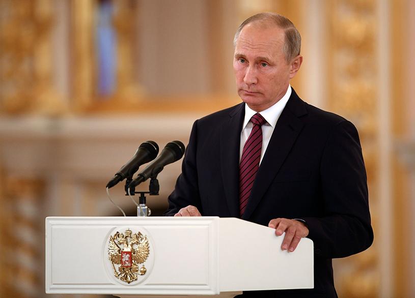 """Probleme la Cupa Mondială din 2018? Reacţia tranşantă a lui Vladimr Putin: """"Nu accept aşa ceva!"""""""