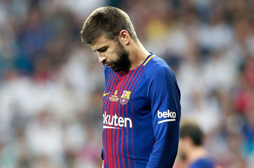 Reacţia selecţionerului Spaniei după ce Pique a declarat că se gândeşte să se retragă de la naţională, din cauza conflictului din Catalonia