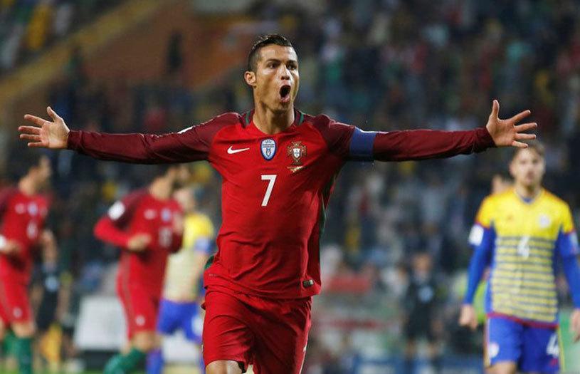 Două recorduri stabilite de Ronaldo şi Peter Crouch au fost omologate de Guinness Book. Cu ce performanţe au intrat în Cartea Recordurilor