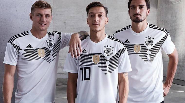 FOTO | Naţionalele sponsorizate de Adidas şi-au prezentat echipamentele pentru CM 2018! Modele retro, noua modă