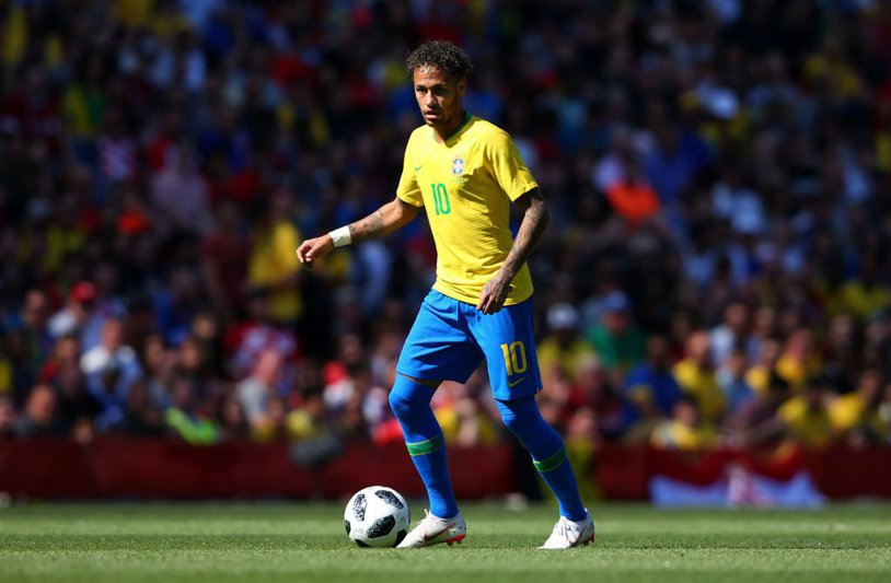 VIDEO   Neymar a avut nevoie de doar 25 de minute ca să înscrie la primul meci după trei luni. Cum a marcat brazilianul