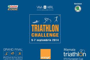 Triathlon Challenge, un eveniment de calibru internaţional la Mamaia