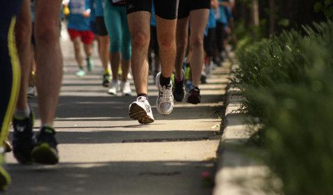 Peste 8.000 de participanţi la cea de-a şaptea ediţie a Maratonului Internaţional Bucureşti