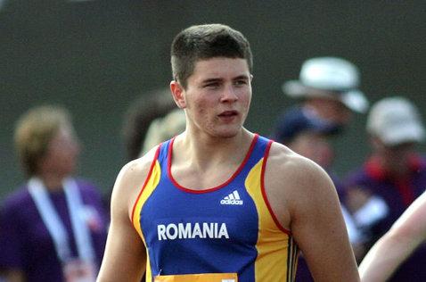 Pedepsit pentru că a luat medalie olimpică? Rareş Toader, unul dintre performerii anului 2014, plimbat ca un sac de cartofi