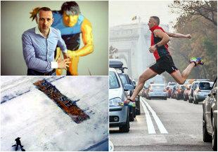 De la om de birou, la alergător de cursă lungă. Povestea omului care s-a apucat de sport pentru a scăpa jumătate de oră de telefonul mobil şi acum aleargă Maratonul de la Boston