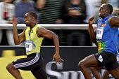 Usain Bolt îl face praf pe rivalul său, americanul Tyson Gay. De la ce a pornit totul