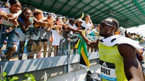 Usain Bolt sare etapele Diamond League de la Paris şi Lausanne şi ratează prima întâlnire pe pistă Gay - Gatlin - Powell din 2015