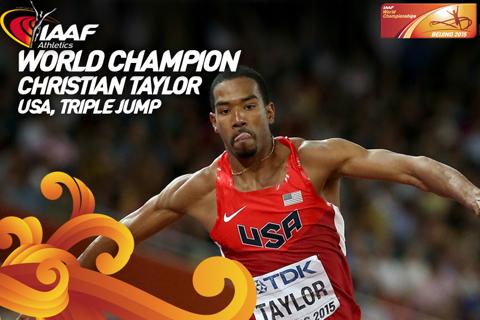 CM DE ATLETISM |  Marian Oprea, locul şase în finală. Taylor, croit pentru aur: americanul este al doilea triplusaltist încoronat în finală mondială cu o săritură de peste 18 m. S-a apropiat la 8 cm de recordul lui Edwards