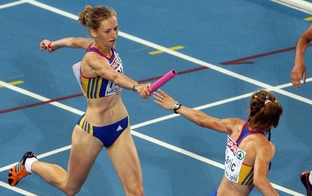 Al doilea podium la Mondialele indoor de atletism. Ştafeta feminină de 4x400 de metri - medalie de bronz