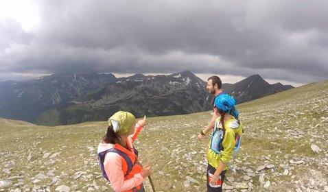 VIDEO   România sportivă văzută de la 2.500 metri altitudine. Ce a realizat un tip inventiv, pasionat de alergare
