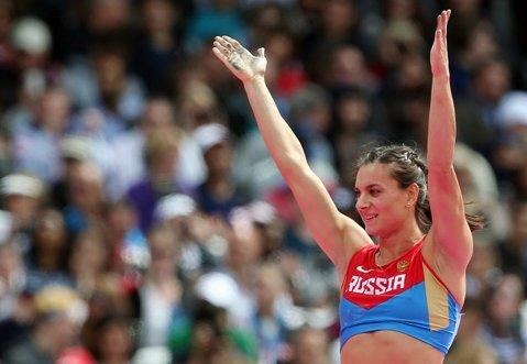 Elena Isinbaeva va deveni preşedintele Biroului Executiv al Agenţiei Antidoping din Rusia