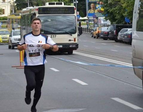 """""""Maratonul Speranţei"""" în Iaşi. Gest superb făcut de un fost sportiv român: va alerga 24 de ore pentru o tânără care suferă de o malformaţie congenitală gravă. Şi tu o poţi AJUTA"""
