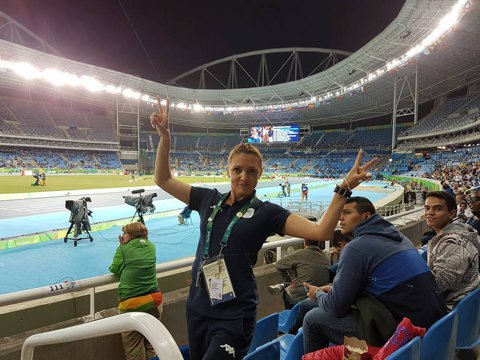 Atleta Andreea Arsine şi-a realizat timpul carierei în proba de 20 km marş de la CM din Londra. Ana Rodean şi-a stabilit performanţa sezonului. La 50 km marş, Narcis Mihăilă şi-a corectat cel mai bun rezultat