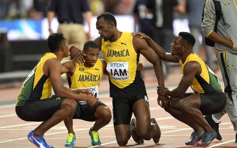 """Scandal monstru la Mondialul de atletism. Şicane sau doar scuze? Jamaicanul Blake îi acuză pe britanici de lipsă de profesionalism şi explică de ce s-a accidentat colegul său, Usain Bolt: """"E inadmisibil!"""""""