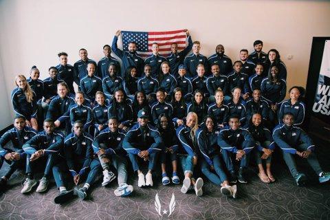 CLASAMENTUL final pe medalii la Mondialul de atletism. Americanii au dominat competiţia. Cine completează podiumul? Jamaica, abia pe 16 - România nu există