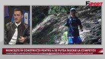 Povestea românului care vrea să alerge la Ultramaratonul de la Polul Nord