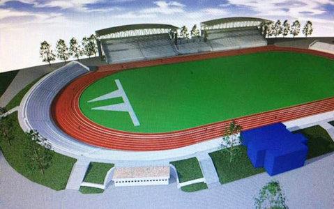 Centru de atletism şi stadion nou pentru un oraş important din România! Anunţul autorităţilor locale