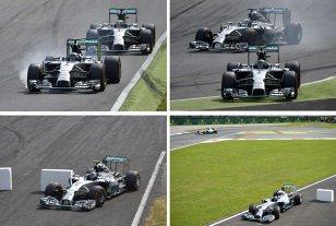 Analiză   Hamilton s-a impus la Monza după un start ratat. Revenire spectaculoasă şi pentru Valtteri Bottas. Cum s-a scris istoria Marelui Premiu al Italiei