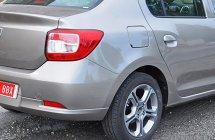 Imagini SPION. FOTO | Noul model Dacia Logan, surprins pe şosea. Ce surpriză pentru şoferi. Maşina aşteptată să rupă piaţa în 2015