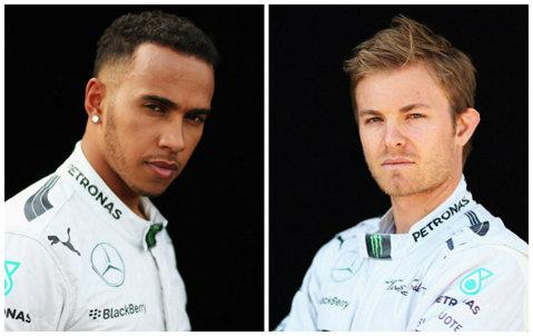 Situaţiile în care Lewis Hamilton şi Nico Rosberg pot câştiga titlul mondial
